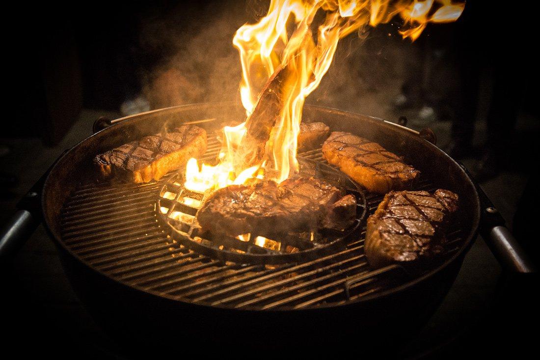 Grillkurs Steaks