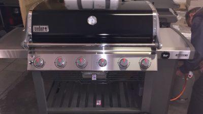 Weber Genesis 2 E-610